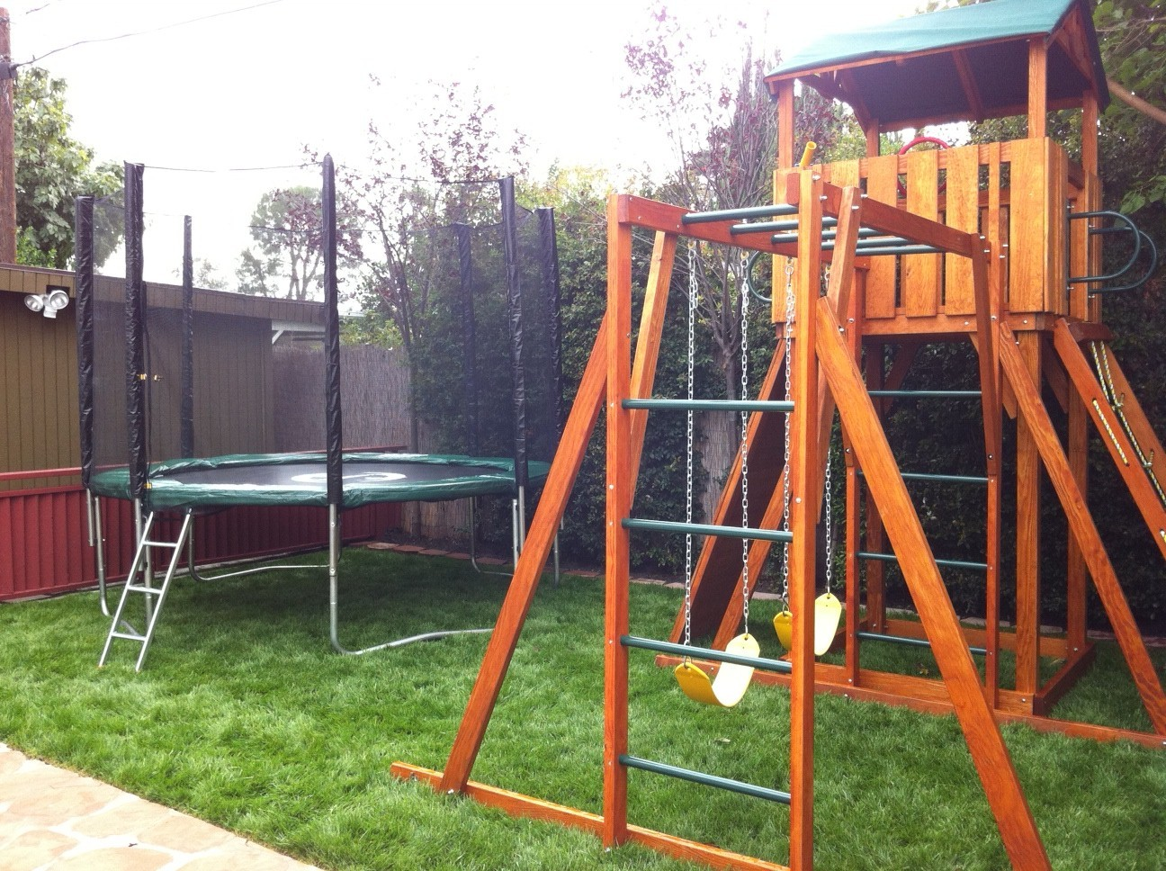 10 Foot Infinity Bounce Trampoline Combo